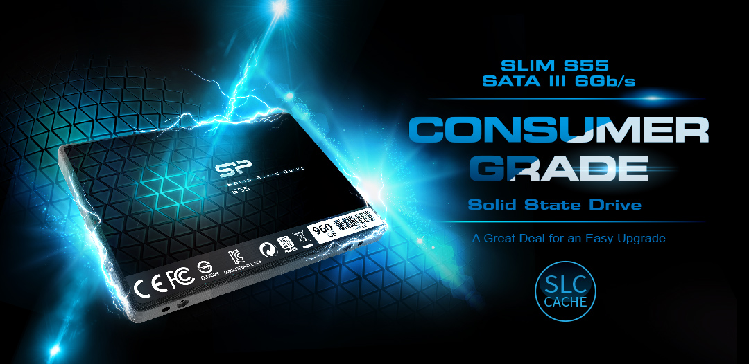Slim S55 Affordable Upgrade for Everyone