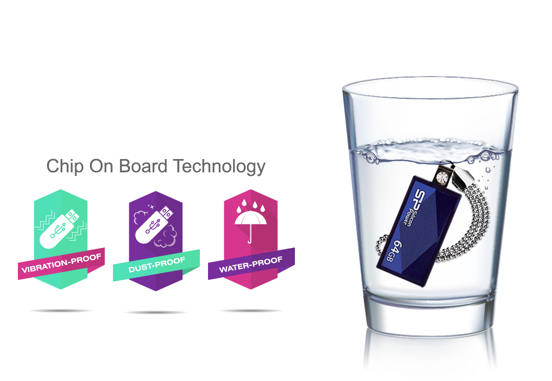 Touch 810 Waterproof, dustproof and vibration-proof