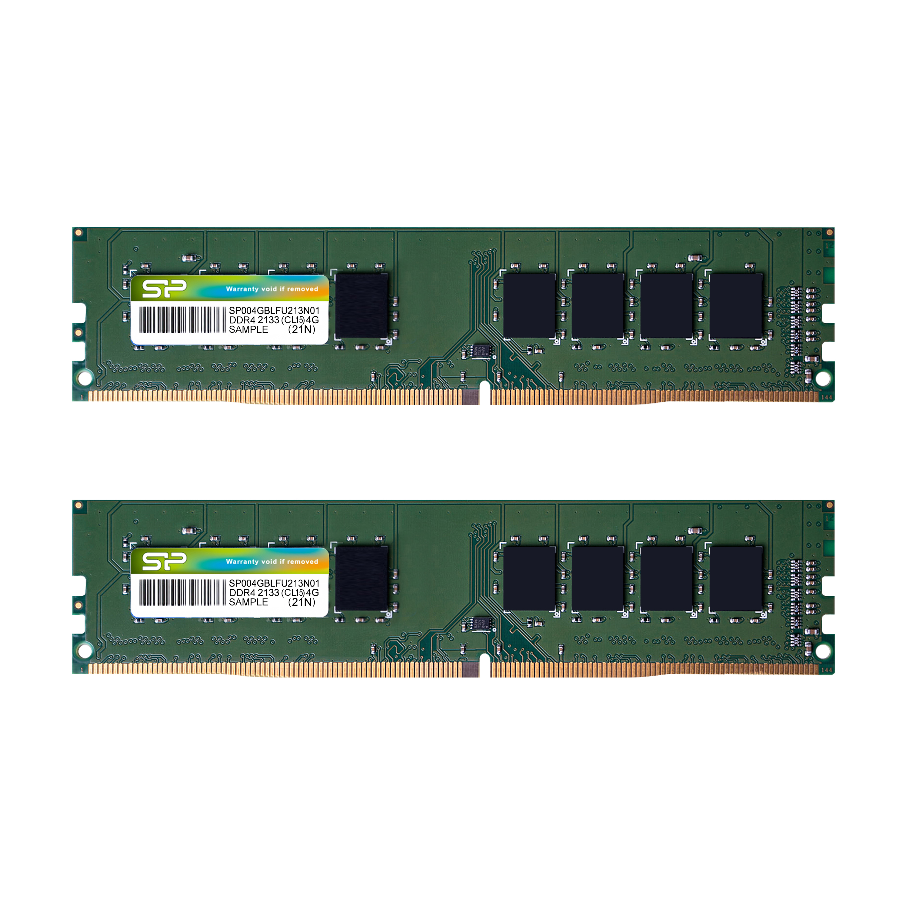Memory Modules DDR4 288-PIN Unbuffered DIMM_Dual Channel Kit