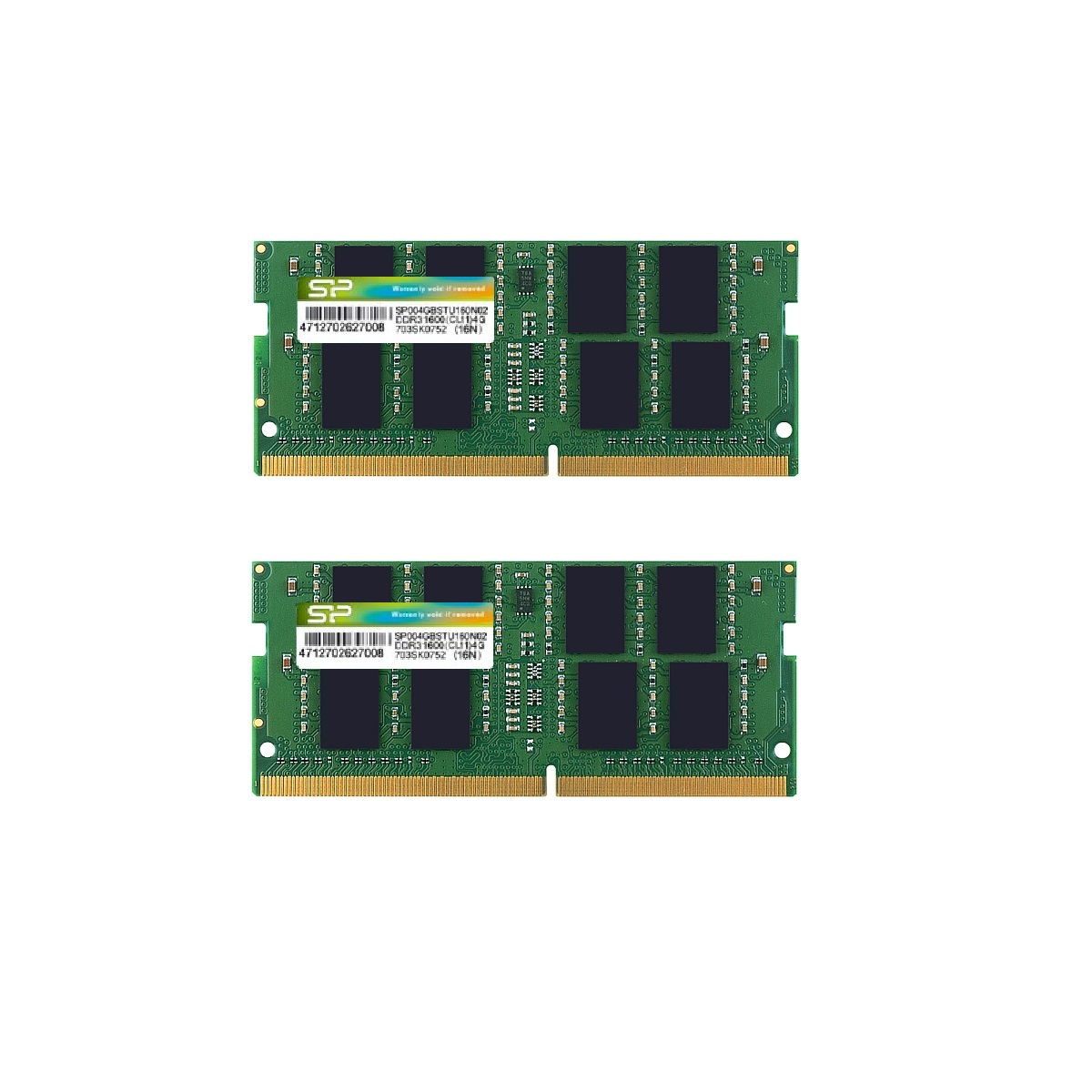 Memory Modules DDR4 260-PIN SO-DIMM_Dual Channel Kit