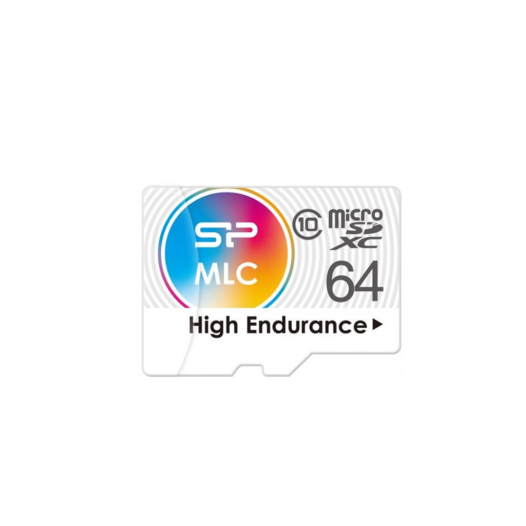 Memory Cards High Endurance microSDHC/SDXC<br><font color='#888888' size='2%'>(MLC. Class 10. UHS-I U3. 4K UHD)</font>