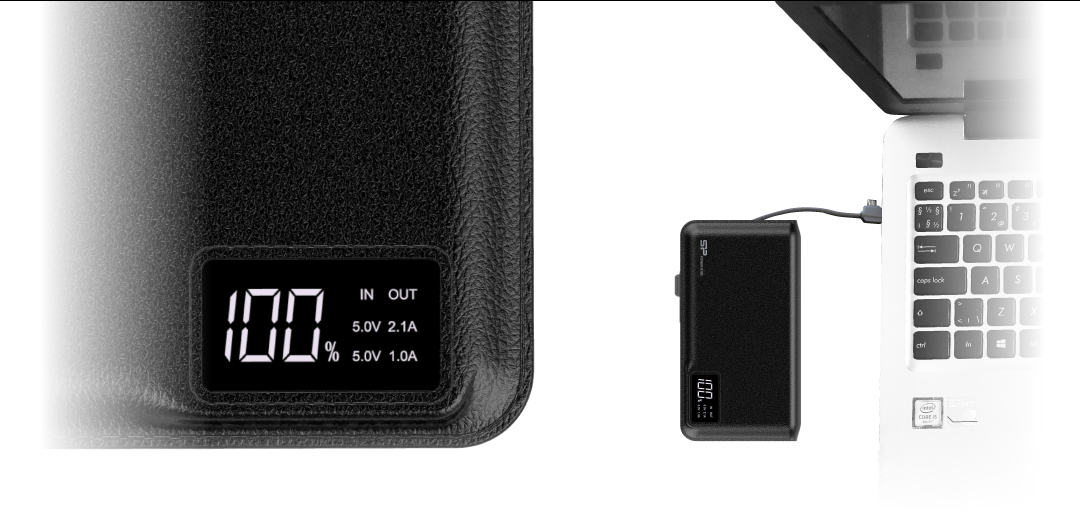 Power S103 For Your Inner Control Freak - LCD Display for Accurate Power Checking
