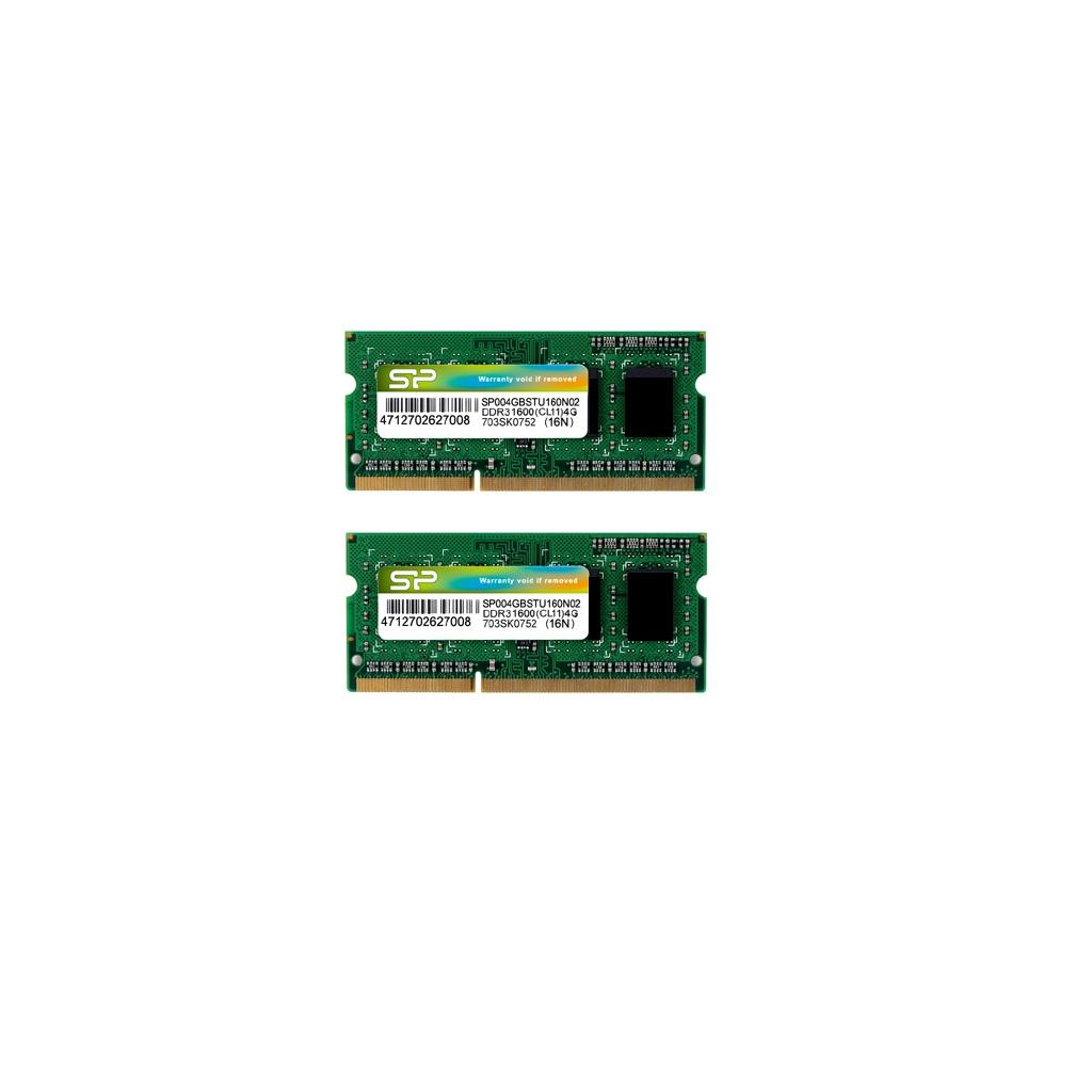 Memory Modules DDR3 204-PIN SO-DIMM_Dual Channel Kit