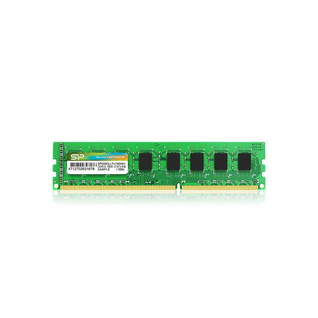 Memory Modules DDR3L 240-PIN Low Voltage Unbuffered DIMM