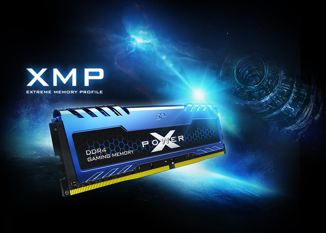 XPOWER Turbine<br> DDR4 Gaming UDIMM<br><font color='#888888' size='2%'>4133/3600/3200/3000/2666 </font> Bite Into Overheating