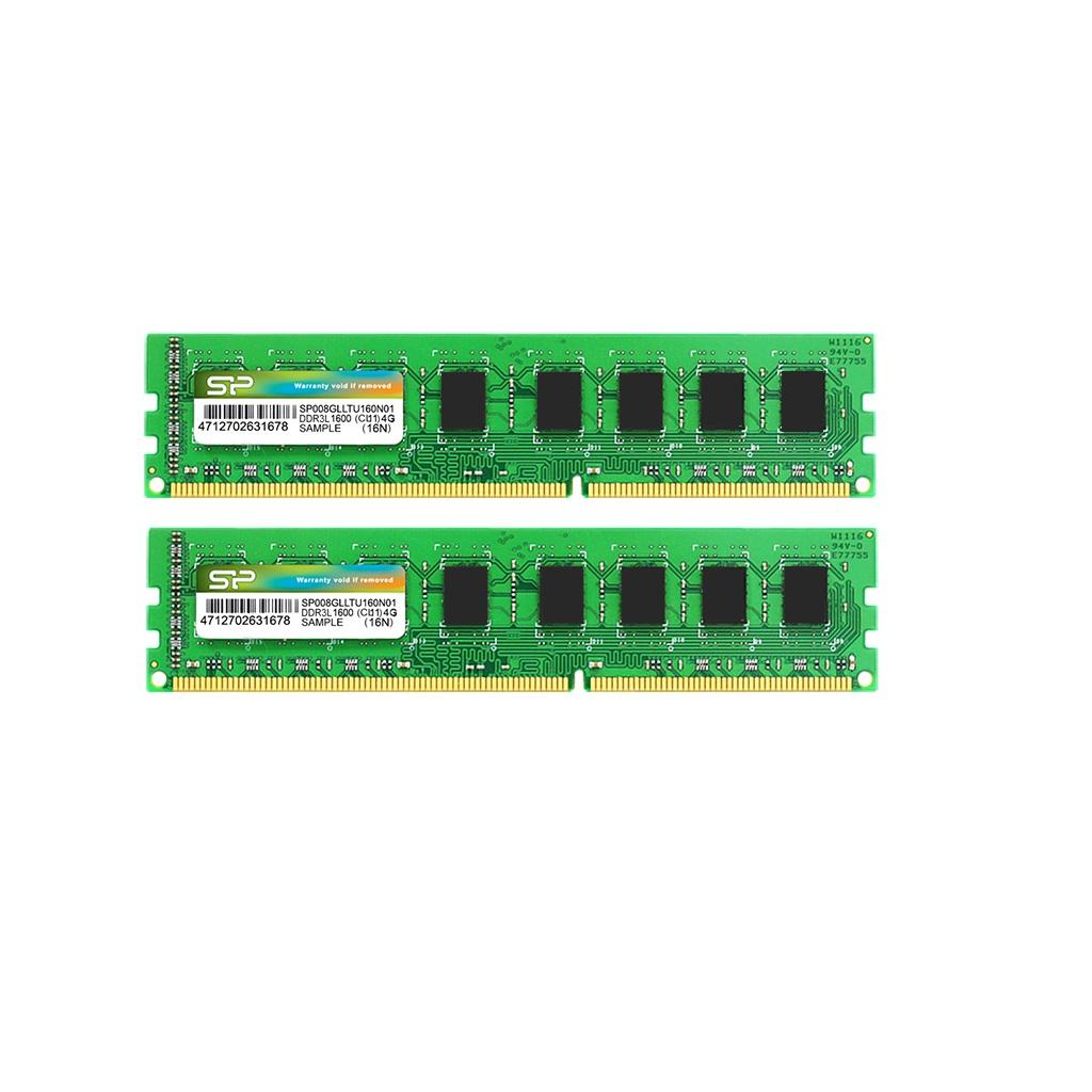 Memory Modules DDR3L 240-PIN Low Voltage Unbuffered DIMM_Dual Channel Kit