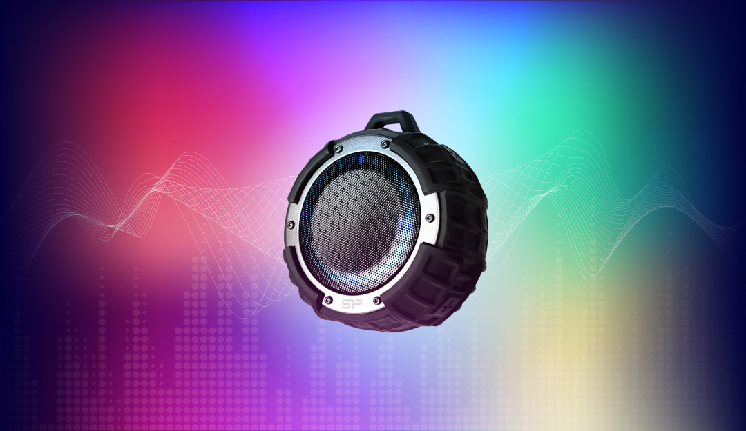 Wireless Speaker BS71 More sound and features than meets the eye