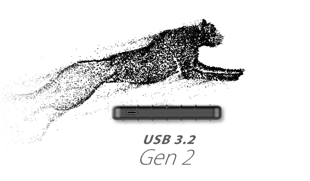 Bolt B75 Pro Enclosure Super Speed Follows Perfect Form