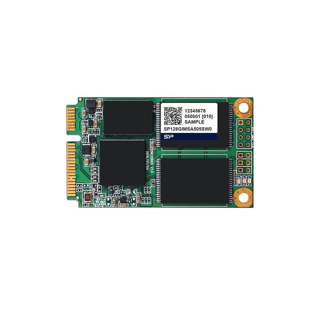 SSDs MSA500S<br><font ='#888888' size='2%'>pSLC (3D MLC)</font>