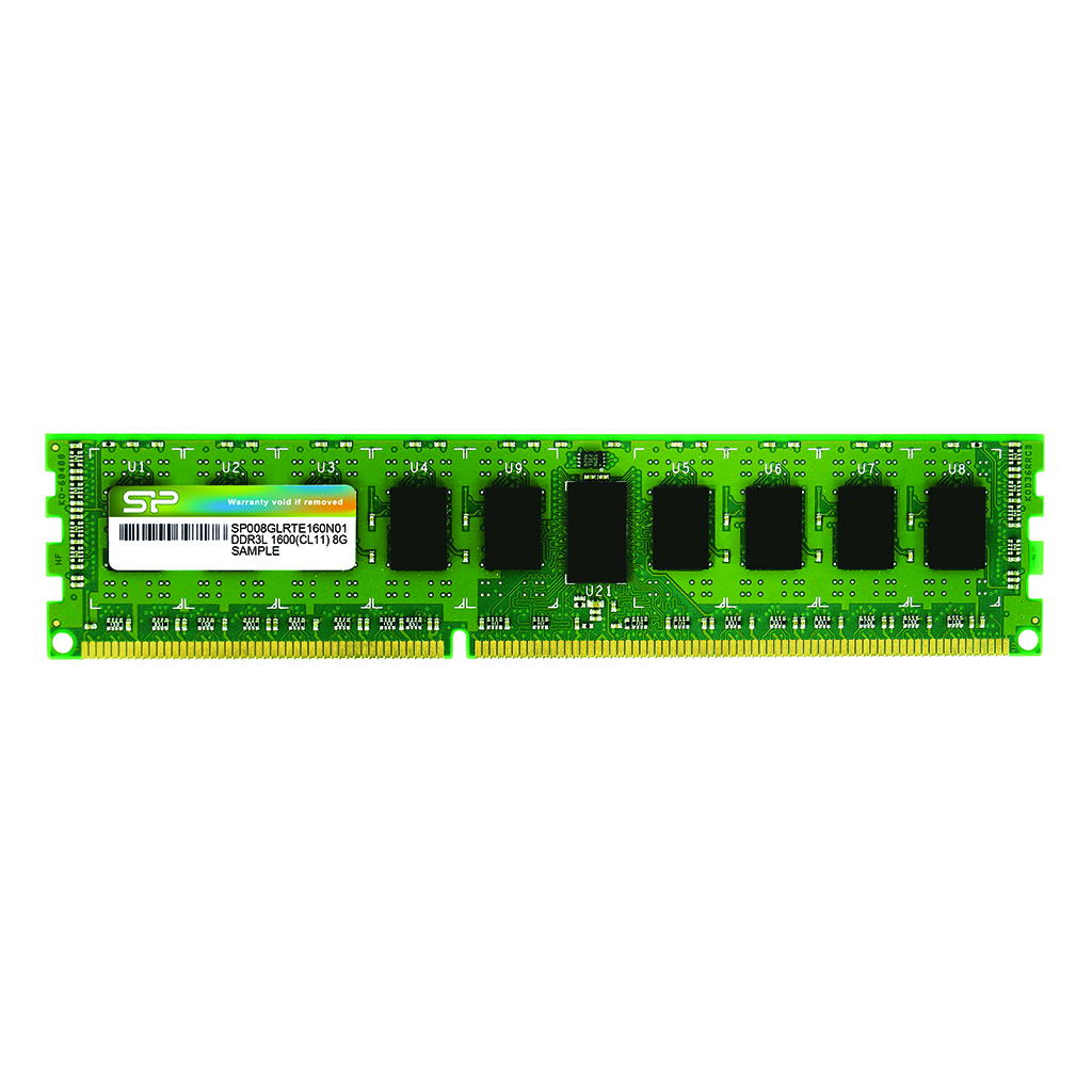 Memory Modules DDR3L Low Voltage RDIMM <br><font color='#888888' size='2%'>1600/1333/1066</font>