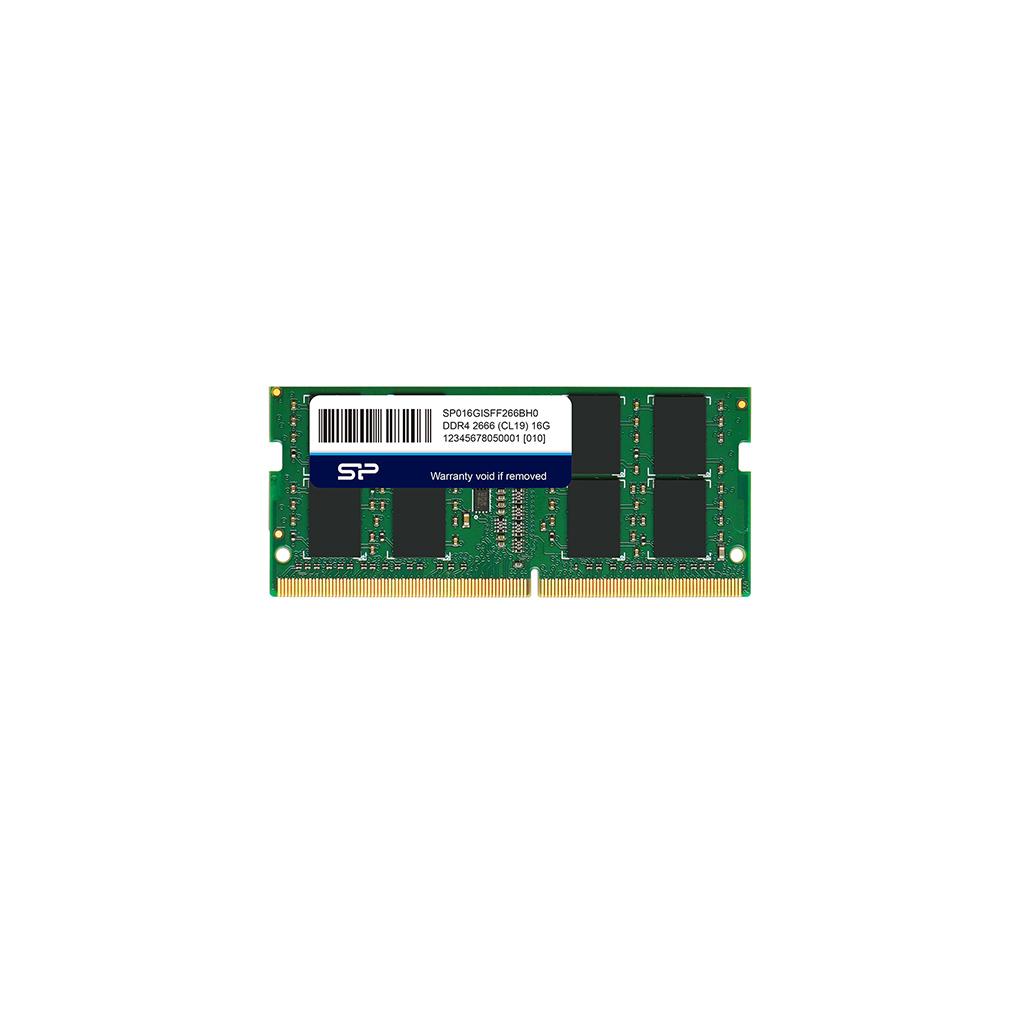 DRAM Modules DDR4 ECC SODIMM