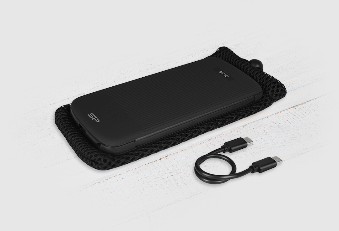 QP75<br><font color='#888888' size='2%'>(Quick Charge)</font> An Accessory That's Made For Traveling