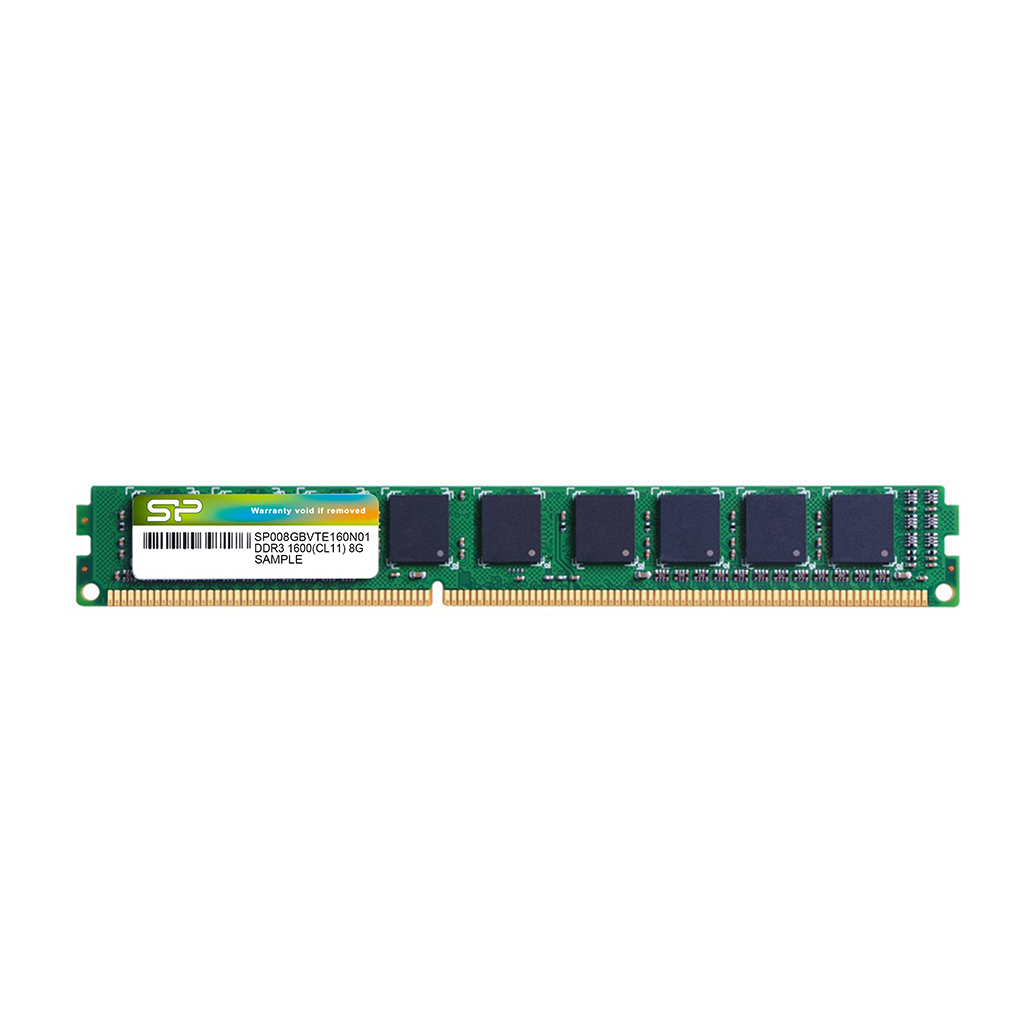 Memory Modules DDR3 VLP ECC UDIMM<br><font color='#888888' size='2%'>1600/1333/1066</font>