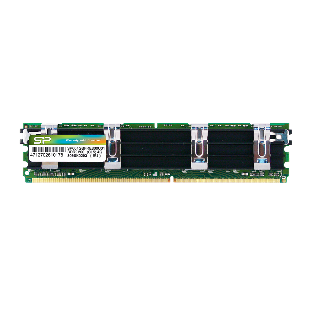 DDR2 ECC UDIMM <br>(Apple Heatsink) <br><font color='#888888' size='2%'>800/667</font>