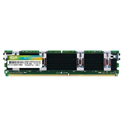 Memory Modules DDR2 240-PIN ECC Fully Buffer DIMM (Apple Heatsink)