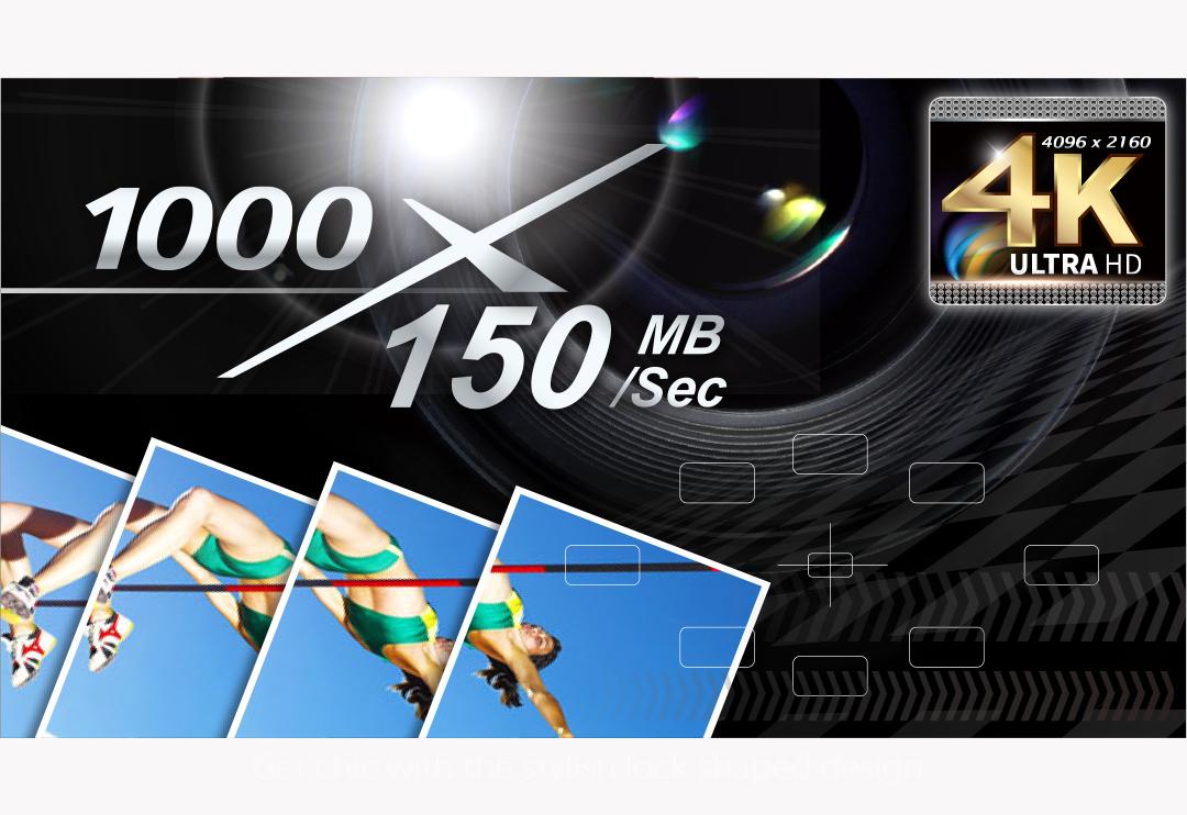 Superior CF 1000X Satisfying professional photographers' needs