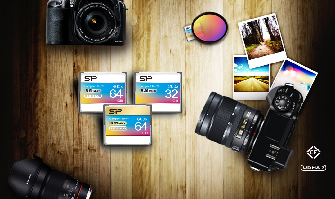 CF 400X Capture your instant and cherishing moments in continuous shooting experience.